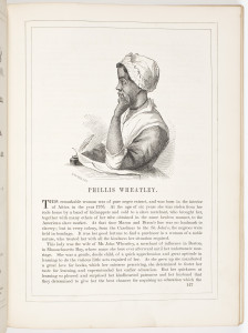 From The Illustrated American Bibliography, 1855